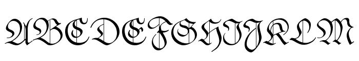 NextSpringtime Font UPPERCASE