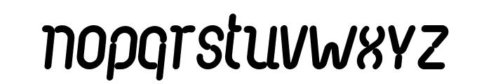 Nexus FPS Italic Font LOWERCASE
