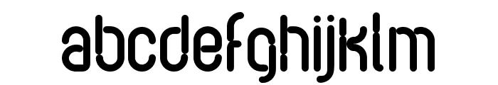 Nexus FPS Font LOWERCASE