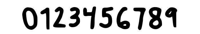 Nexzie Font Letters Num Regular Font OTHER CHARS