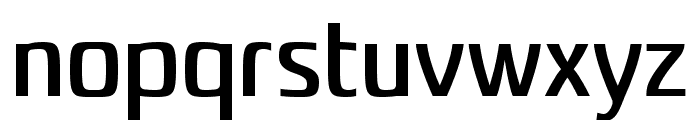 nethsans-Regular Font LOWERCASE