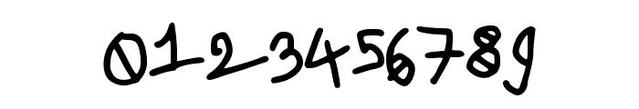 newjoshfont Font OTHER CHARS