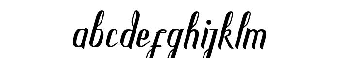 newscraper-Regular Font LOWERCASE