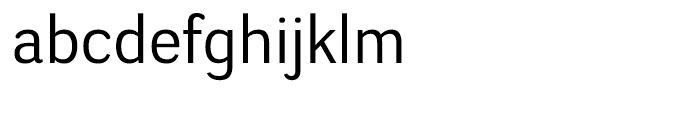 Negotiate Book Font LOWERCASE