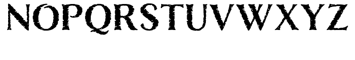 Nelson Bold Font UPPERCASE