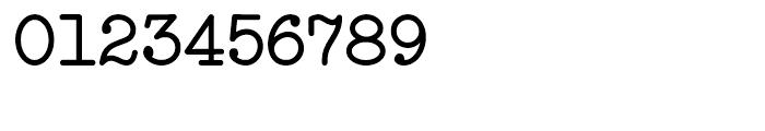 Neo Bulletin Regular Font OTHER CHARS