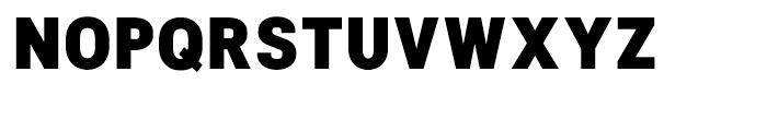 NeoGram Condensed Heavy Font UPPERCASE