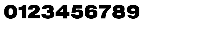 NeoGram Extended Black Font OTHER CHARS