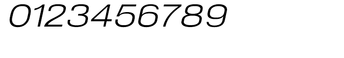 NeoGram Extended Italic Font OTHER CHARS
