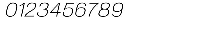 NeoGram Light Italic Font OTHER CHARS