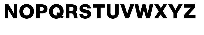 Neology Grotesque Extra Bold Font UPPERCASE