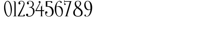 Nerea Regular Font OTHER CHARS