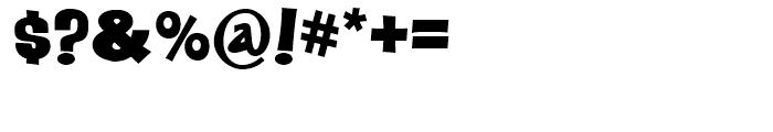 Nerwyn NF Regular Font OTHER CHARS