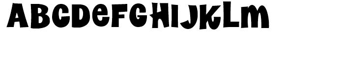 Nerwyn NF Regular Font UPPERCASE