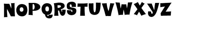 Nerwyn NF Regular Font LOWERCASE