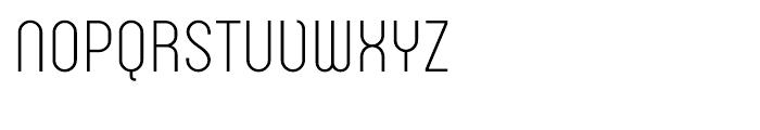 Neubau Grotesque Light Font UPPERCASE