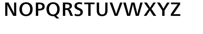 Neue Frutiger 1450 Medium Font UPPERCASE