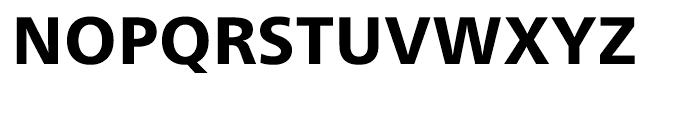 Neue Frutiger Cyrillic Heavy Font UPPERCASE