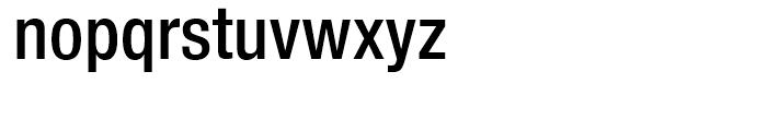 Neue Helvetica 67 Medium Condensed Font LOWERCASE