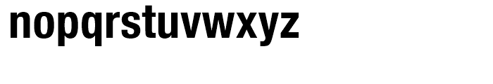 Neue Helvetica 77 Bold Condensed Font LOWERCASE