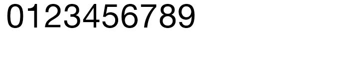 Neue Helvetica Georgian 55 Roman Font OTHER CHARS