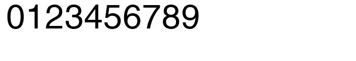 Neue Helvetica Thai Regular Font OTHER CHARS