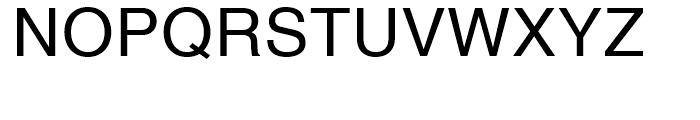 Neue Helvetica Thai Regular Font UPPERCASE