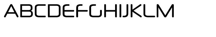 Neuropol X Condensed Font UPPERCASE