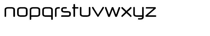 Neuropol X Condensed Font LOWERCASE