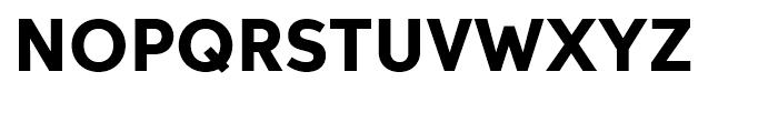 Neutro Heavy Font UPPERCASE