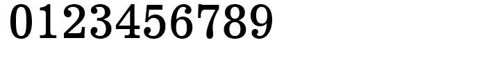News 701 Roman Font OTHER CHARS