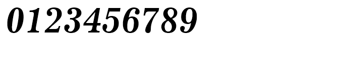 News 705 Bold Italic Font OTHER CHARS