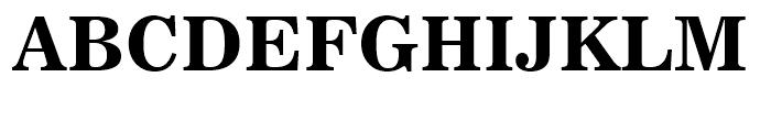 News 706 Bold Font UPPERCASE