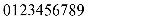 Newton Regular Font OTHER CHARS