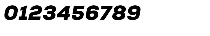 Nexa Black Italic Font OTHER CHARS
