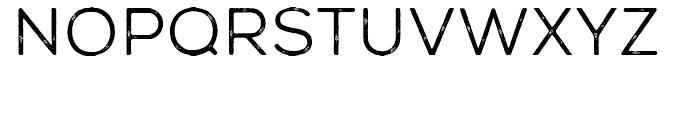 Nexa Rust Sans Book 01 Font UPPERCASE