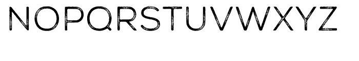 Nexa Rust Sans Book 03 Font UPPERCASE