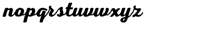 Nexa Rust Script B 00 Font LOWERCASE