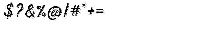 Nexa Rust Script L Shadow 00 Font OTHER CHARS