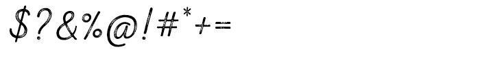 Nexa Rust Script T 03 Font OTHER CHARS