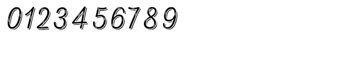 Nexa Rust Script T Shadow 02 Font OTHER CHARS