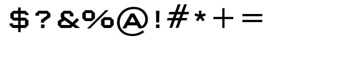 Nexstar Roman A Font OTHER CHARS