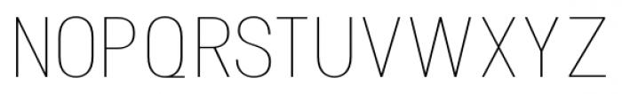 Neusa Light Font UPPERCASE