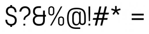 Neusa Medium Font OTHER CHARS