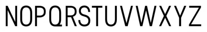 Neusa Medium Font UPPERCASE