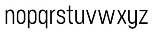 Neusa Medium Font LOWERCASE