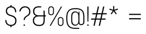 Neusa Regular Font OTHER CHARS
