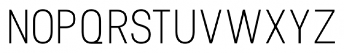 Neusa Regular Font UPPERCASE