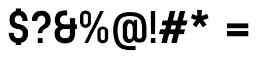 Neusa SemiBold Font OTHER CHARS