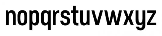 Neusa SemiBold Font LOWERCASE